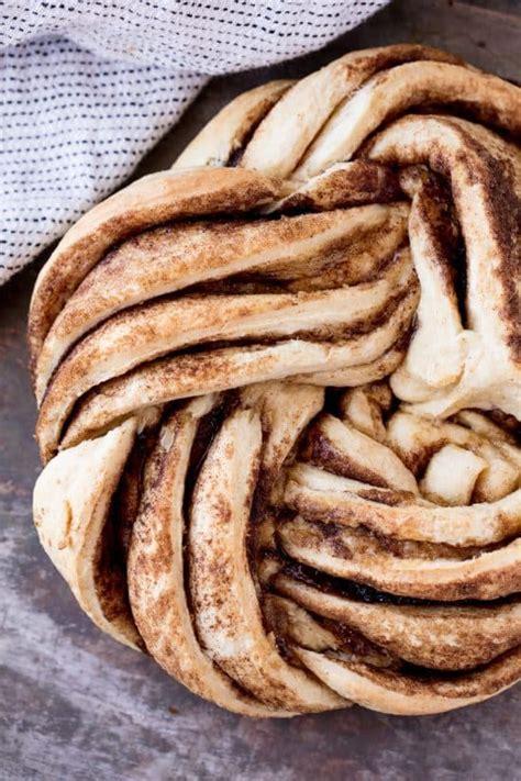 Twist Bread 1 cinnamon bread twists