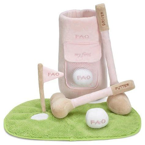 Perlak Set Baby You 8 fao schwarz my golf set pink by fao schwarz 39 99 fao schwarz my golf set pink