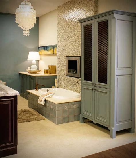 visit our kitchen and bath interior design showroom in