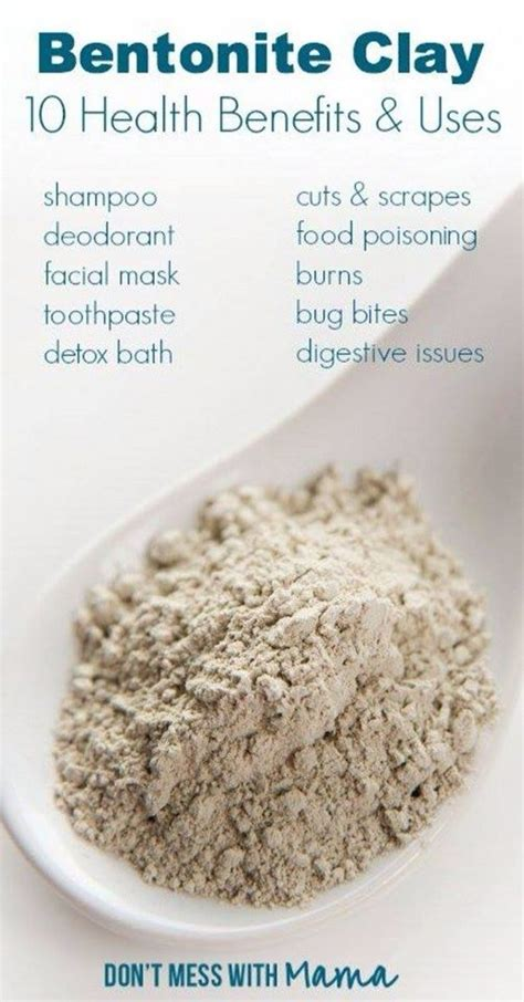 Great Plains Bentonite Detox Best Time To Take It by Bentonite Clay Health And Well Being