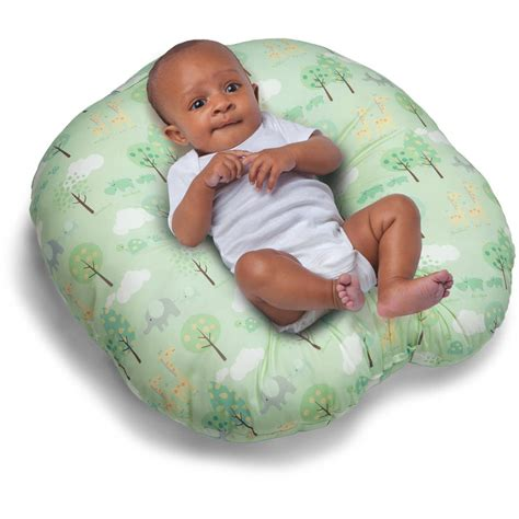newborn lounger slipcover original boppy nursing pillow and positioner bare naked