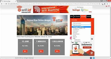 Voucher Wifi Id Terbaru cara mengatasi gagal login wifi id indihome seamless susiloblog