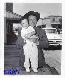 Terry Murphy Of Audie Murphy Audie Murphy W Terry Michael Vintage Photo Ebay