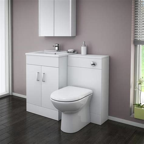 bathroom suites with vanity unit turin high gloss white vanity unit bathroom suite w1100 x