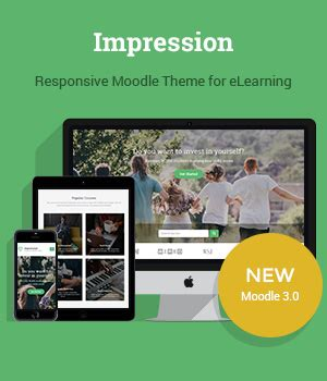 moodle new themes freebies elearning themes