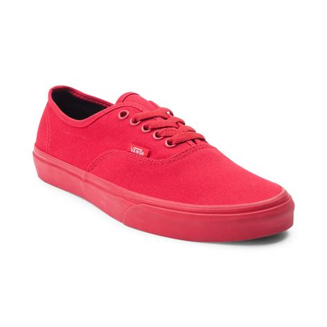 shoes vans vans authentic skate shoe