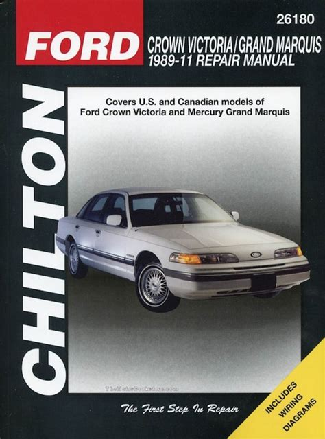 motor auto repair manual 1986 mercury grand marquis electronic throttle control ford crown victoria mercury grand marquis repair manual 1989 2011