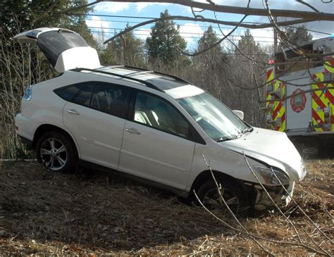 lincoln county newspaper maine driver transported to hospital after single vehicle