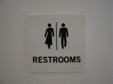 bathroom sign people walking people bathroom sign by aburame0arkana on deviantart