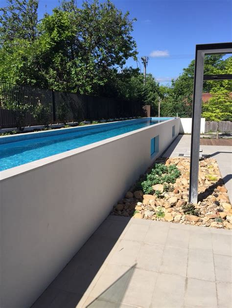 how to build a lap pool 1502 best for the home pools images on pinterest