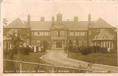 ancoats convalescent home warford history