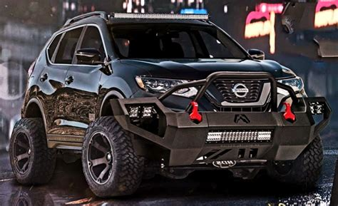Rogue Kit Pathfinder by 2017 Nissan Rogue Starwars Se Custom When The Hits
