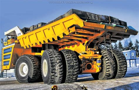 de trucks mining trucks photos heavy equipment
