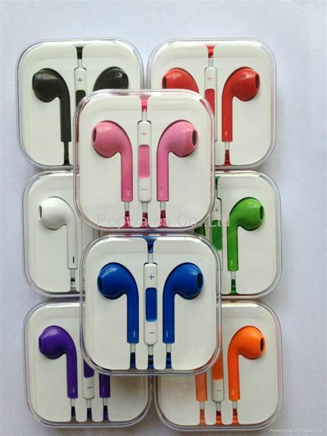 apple earpods colors color earpods for iphone 5
