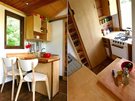 10 tiny kitchens in tiny houses that are adorably functional jetson green ohio modern tiny house for the lofty