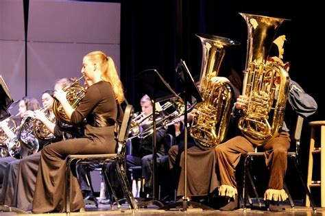 Muse Concer Band band concert honors veterans the muse