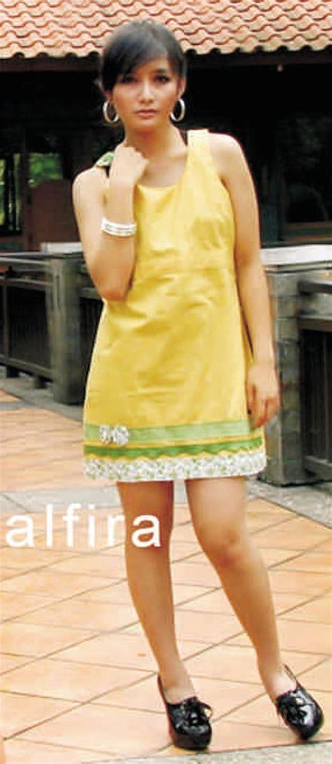 Dress Alfira dress wanita quot be with quot shop