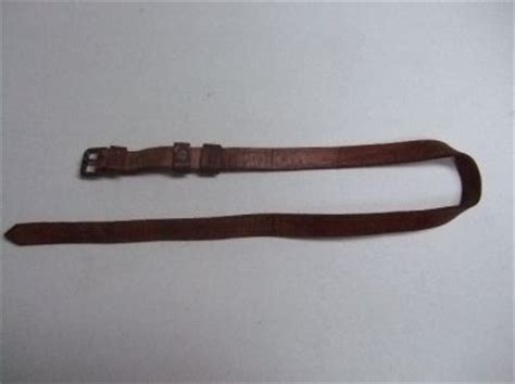 military history workshop cavalry mess tin carrying strap