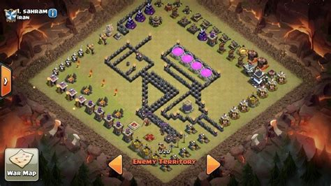 offensive layout in coc how should i delete my clash of clans account so i can not