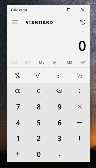 calculator pangkat shortcut keyboard calculator windows 10 itpoin
