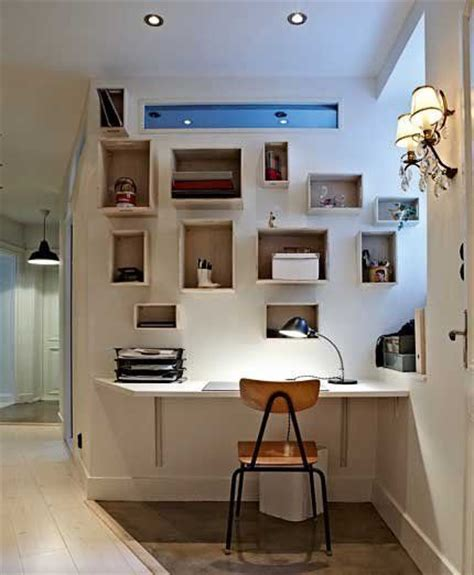 Corner Office Desk Ideas 13 Best Images About Small Space Office Ideas On Pinterest Home Office Design Shelves And