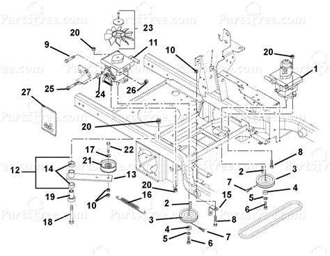 gravely mower parts diagram gravely 992045 gravely pro master 252z zero turn mower