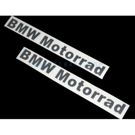 Bmw Motorrad Decal Sticker by Bmw Motorrad 6inch Decal X 2 Pcs