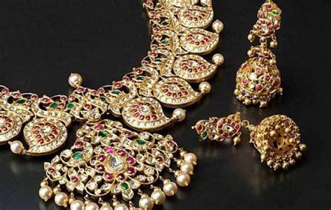 jewellery design study popular indian jewellery