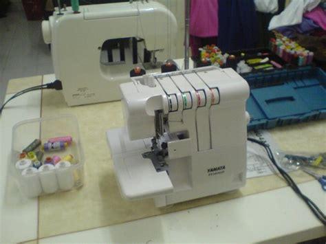 Mesin Jahit Global 2010 mesin jahit tepi portable untuk dijual status sold