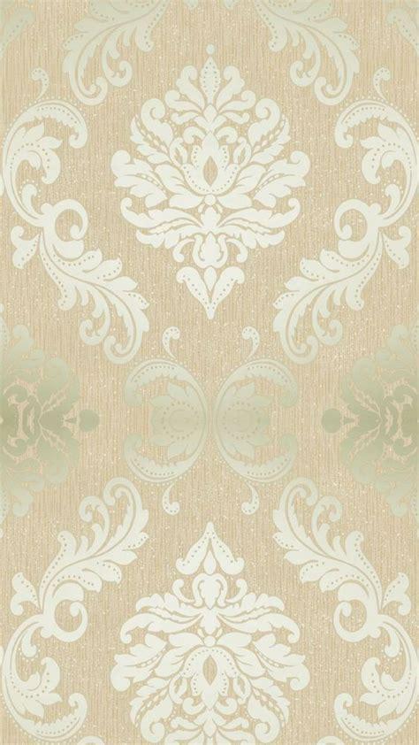 chelsea glitter damask wallpaper cream gold invatacin