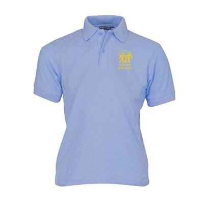 Polo Shirt As Roma White 7 schoolwear school uniforms in cambridgeshire