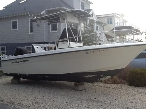 hydra sport boats for sale in new jersey 2003 hydra sports cc powerboat for sale in new jersey