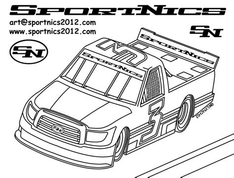 coloring pages race cars nascar race car coloring pages