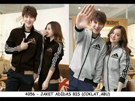 Jaket Cewek Adidas Bis 4053 jaket adidas abu biru 085868945695