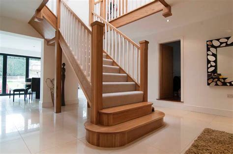 Staircase Ideas Uk Oak Staircases And Other Hardwoods By Jts Staircases Stairs Pinterest Staircases