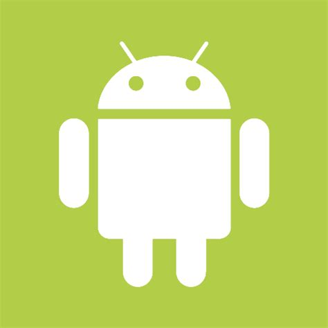 android ai android icon simple iconset dan leech