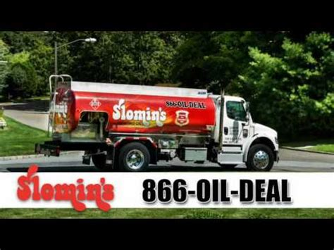 slomin's low price heating oil youtube