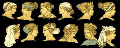ancient hairstyles history history of hairstyling ancient greece 187 salon treuvis