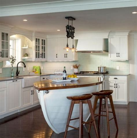 decor ideas for kitchens 25 best ideas about nautical kitchen on pinterest