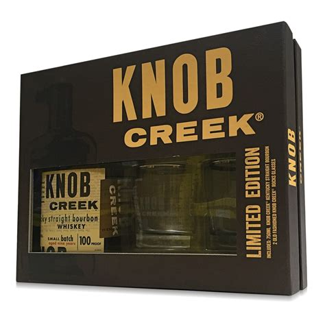 Knob Creek Gift Set by Gifts Otto S Wine Spirits