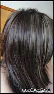 brown lowlights salt and pepper salt and pepper hair with dark lowlights google search