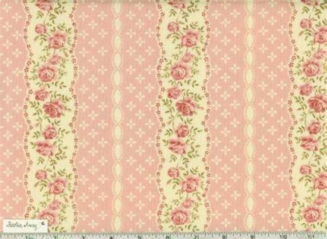 shabby chic barkclothfabric by the shabby chic fabric ebay