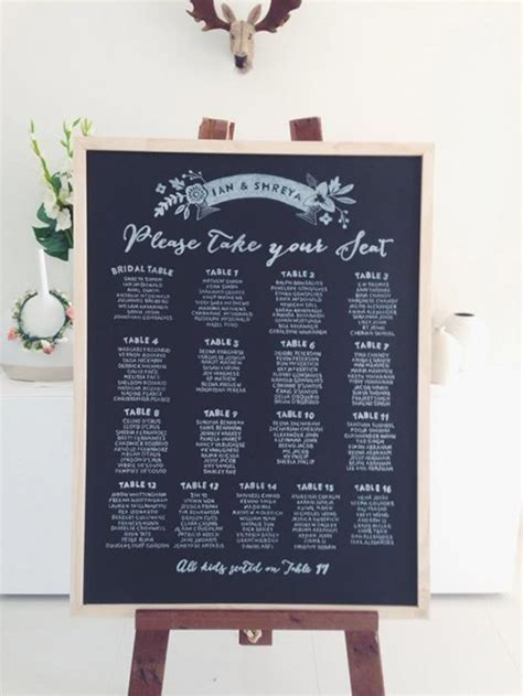 The Best Digital Seating Charts for Wedding Planning   Brides
