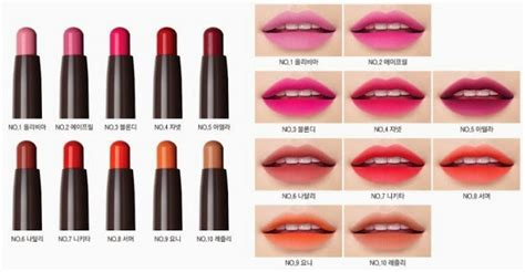 Lip Tint Cusion Heimish aritaum wannabe cushion lip concealer and cushion tint