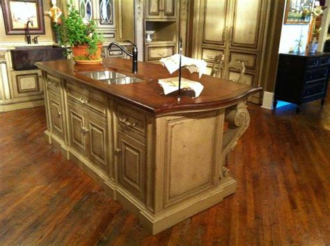 italian kitchen island habersham italian rectangular kitchen island 37 3054