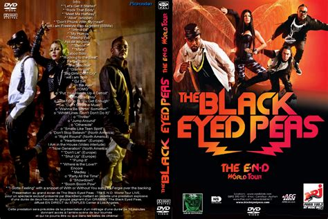 Dvd The Black Eyed Peas The Bridge To Elephunk zone 2 lettre a