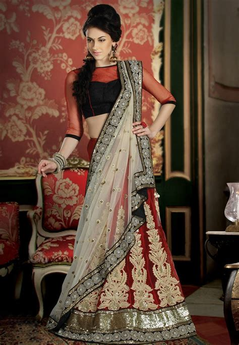 draping sarees in different styles 3 new ways to drape dupatta 17 lehengas pinterest