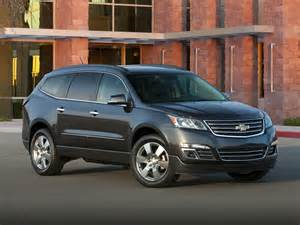 2016 chevrolet traverse price photos reviews features