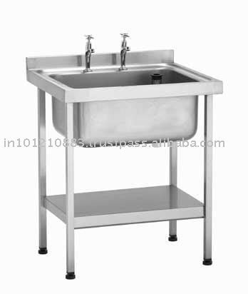 free standing stainless steel sink free standing sink