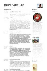 Order Selector Resume by Motorista Exemplo Cv Visualcv Retomar Amostras De Banco De Dados